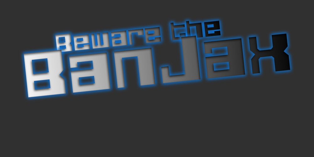 Beware the Banjax is out now!